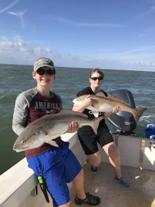 Spring Break fishing charter